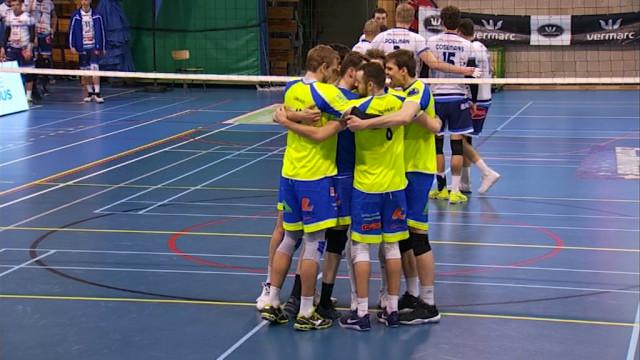 Volley-ball : Guibertin démarre les playoffs par une victoire