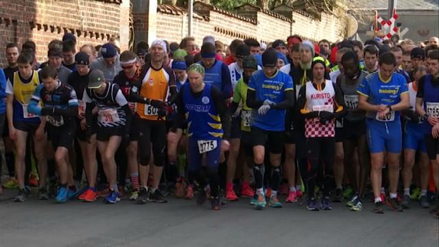 Challenge BW: 1200 coureurs à Lillois malgré le froid!
