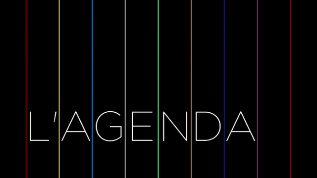 testL'Agenda - 2 mars 2018
