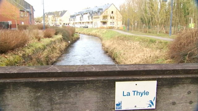 test Dyle-Gette : 303 panneaux pour indiquer les cours d'eau