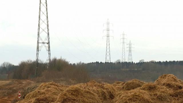 """test""""Un réseau électrique peu dense mais fiable"""" en Brabant wallon"""