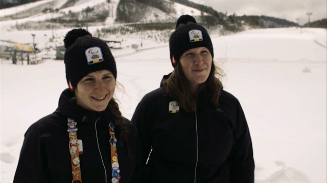 Paralympics de PyeongChang : les soeurs Sana sont prêtes !