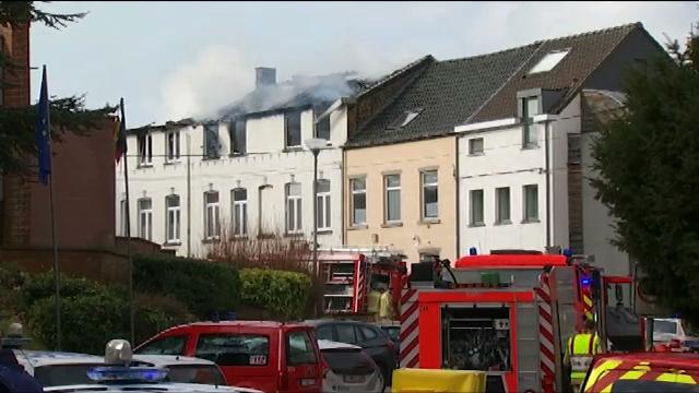 """Incendie à Lillois : """"aucun danger"""", voici les résultats de l'analyse de la toxicité de l'air"""