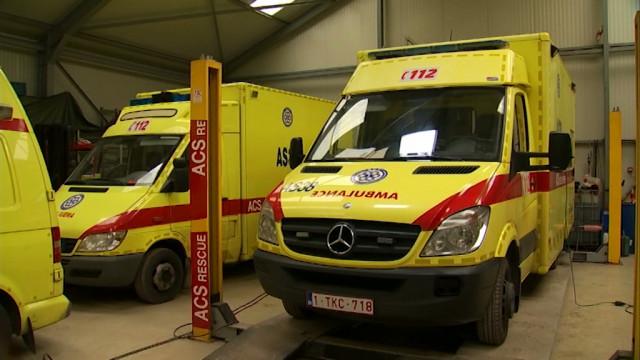 Il y a 2 ans, l'ACS de La Hulpe intervenait sur les attentats de Bruxelles