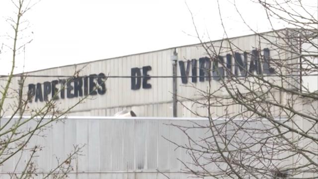 La Région investit 4 millions d'euros aux Papeteries de Virginal