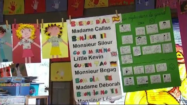 Apprendre les langues dès le plus jeune âge : découverte du projet EOLE à l'école Saint-Martin de Jauche
