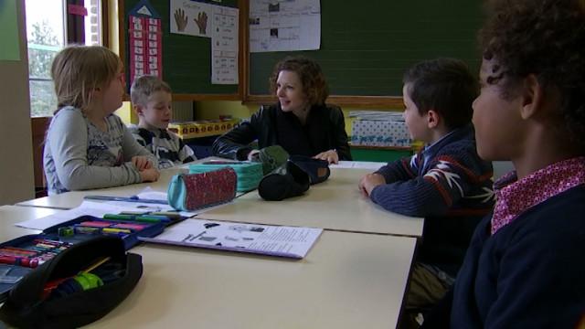 """""""Nous devons être attentifs à avoir une offre suffisante de places dans les écoles"""" insiste la ministre de l'Education"""