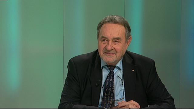 testL'invité : Jean-Pierre Kinnaert - Kiwanis Villers-la-Ville