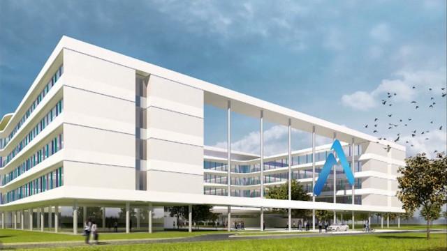 testUn hôpital flambant neuf en projet à Nivelles