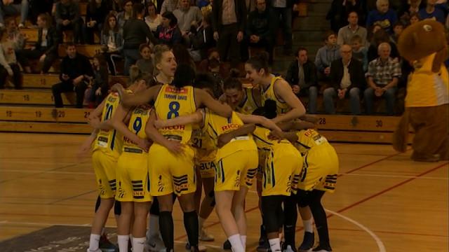 Basket-ball: les Castors Braine en finale du championnat de Belgique