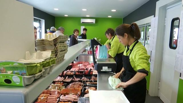 testLe succès de la viande bio à la Ferme des Noyers à Chaumont-Gistoux