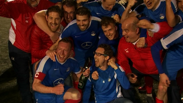 12 ans après son dernier titre, le RCS Nivelles est champion !