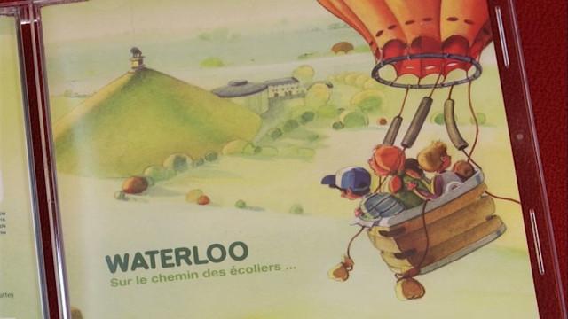 testLes élèves de 9 écoles de Waterloo chantent sur un CD