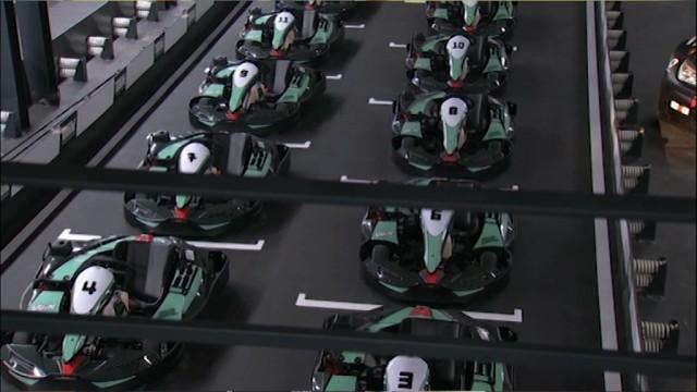 Le Wavre Indoor Karting va ouvrir mardi prochain