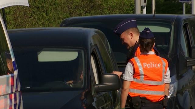 testUn speed Marathon pour la Zone de Police de Waterloo