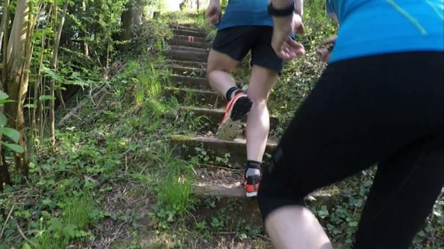 L'Orpoise, un jogging aux allures de trail