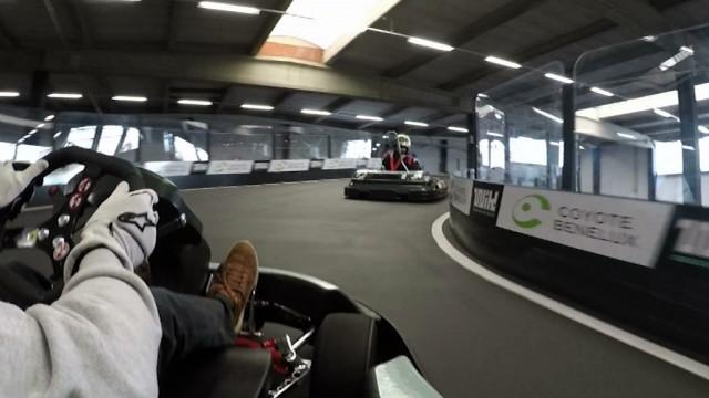 Vivez un tour complet au WIK, le nouveau karting de Wavre (VIDEO)