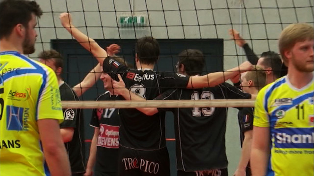 Volley-ball : une équipe de plus en nationale pour le BW Nivelles