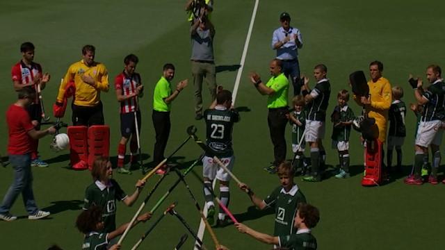 Les Waterloo Ducks et Alexandre De Saedeleer joueront la finale