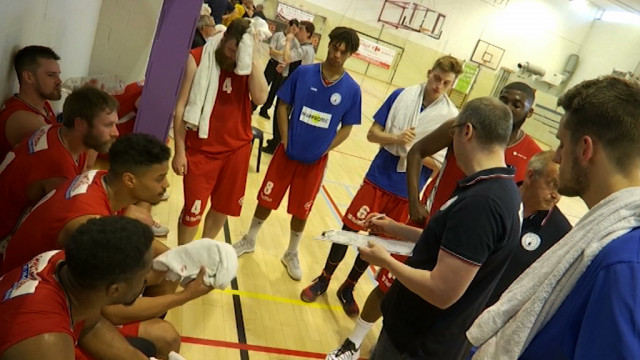 Le Royal Nivelles Basket trop court face à Mazy-Spy