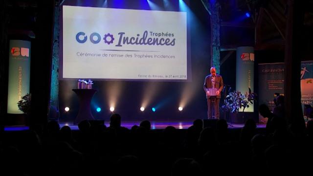 testUne première édition du Trophée Incidences pour le Brabant wallon