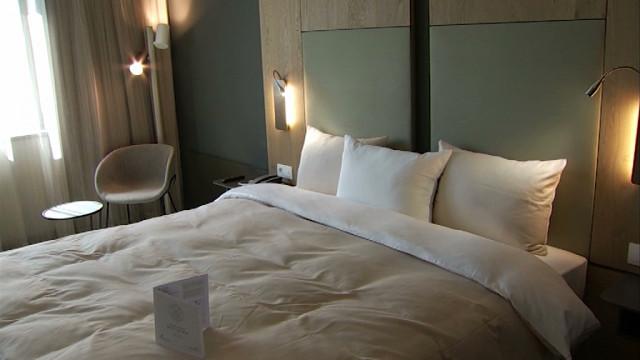 testLe Martin's Agora City Resort, un complexe résidentiel et hôtelier au coeur de Louvain-la-Neuve