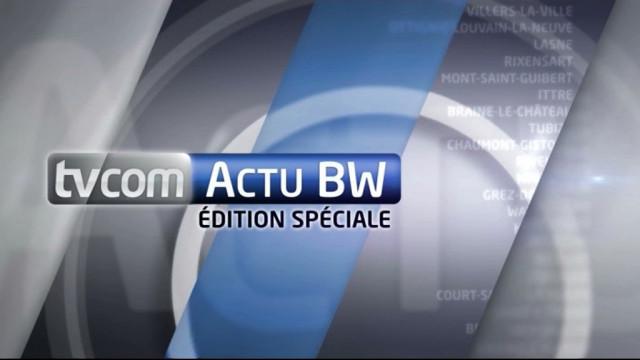 Edition spéciale - Lancement Vivacité Brabant wallon -16 mai 2018