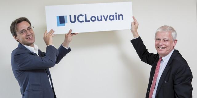 UCL et Saint-Louis : un nouveau logo pour une fusion pas encore actée