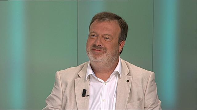 """L'invité : Jean-Benoît Hologne - """"Les lettres de mon moulin"""""""