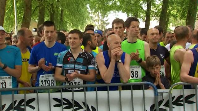"""Challenge BW : courir pour la bonne cause au jogging """"Jean Aerts"""" à Céroux"""