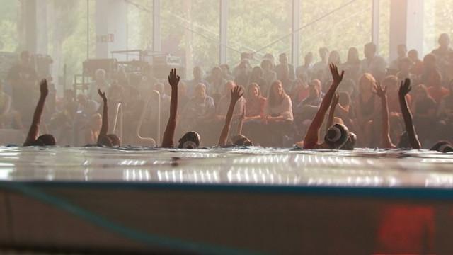 Le gala de nage synchronisée replonge dans la piscine de Nivelles