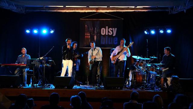 Noisy Blue au parcours musical d'Orp-Jauche