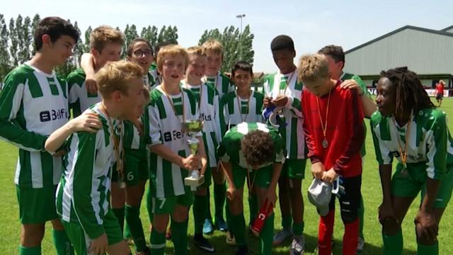 La finale de Coupe du Brabant jeunes : une journée 100% foot