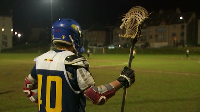 testBraine Lacrosse champion de Belgique pour la deuxième fois !