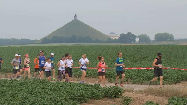 Les 5 et 10 Miles de Waterloo ont allié sport et histoire