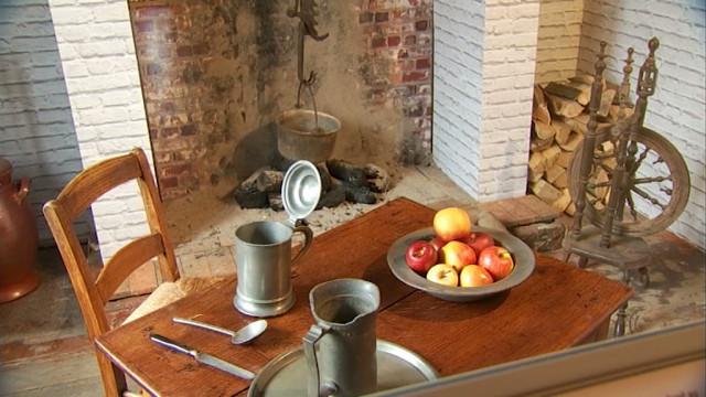 Une expo vous dévoile ce que mangeaient les Brainois en 1815