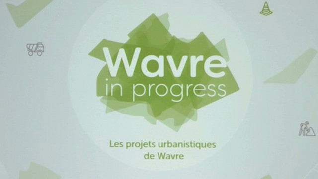 testWavre in Progress, un centre-ville modifié et embelli