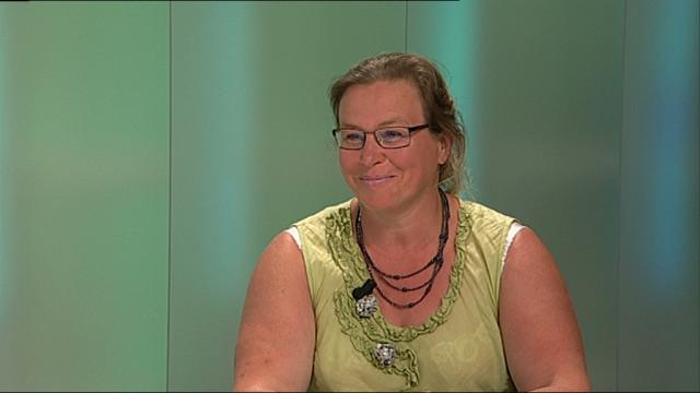 L'invité : Astrid Everarts de Velp - Asbl Les Rênes de la Vie