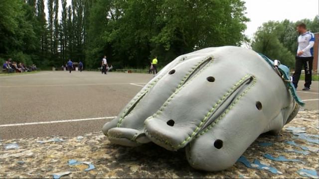 testBalle pelote : une saison compliquée pour Nivelles et Ottignies