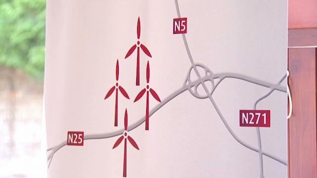 Un nouveau projet éolien envisagé à Genappe