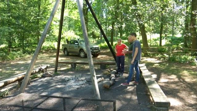 testSécheresse : les barbecues interdits dans le Bois de Lauzelle