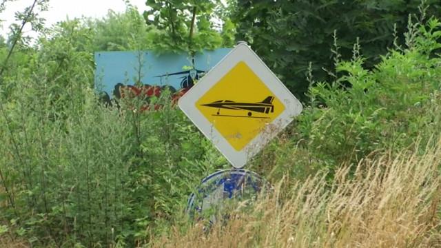 testUn abattage massif d'arbres à la base aérienne de Beauvechain ?