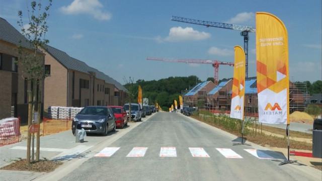 Le méga-quartier du Champ Sainte-Anne inauguré à Wavre