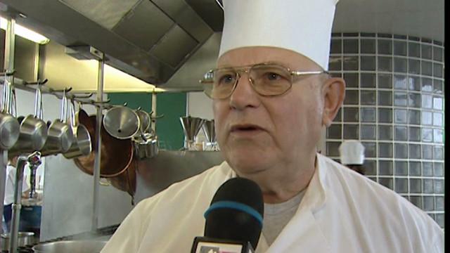 testLe Baron Pierre Romeyer, figure de la gastronomie, est décédé