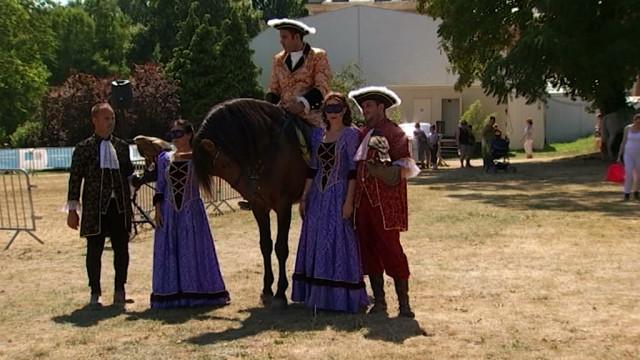 Les arts équestres du 18ème siècle en vedette à Hélécine