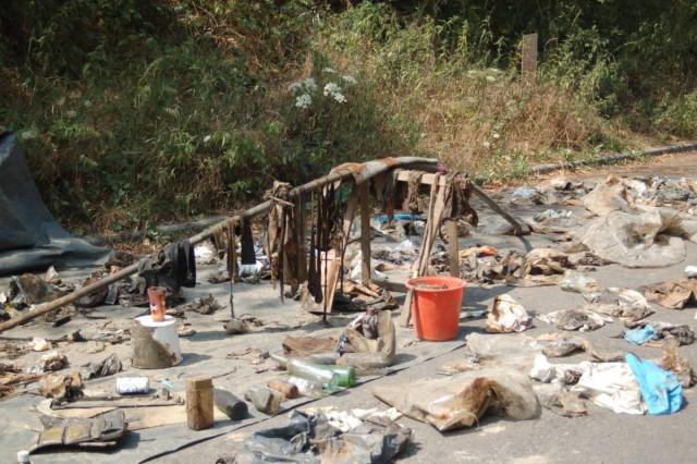 test669 kilos de déchets sortis de la Dyle à Wavre