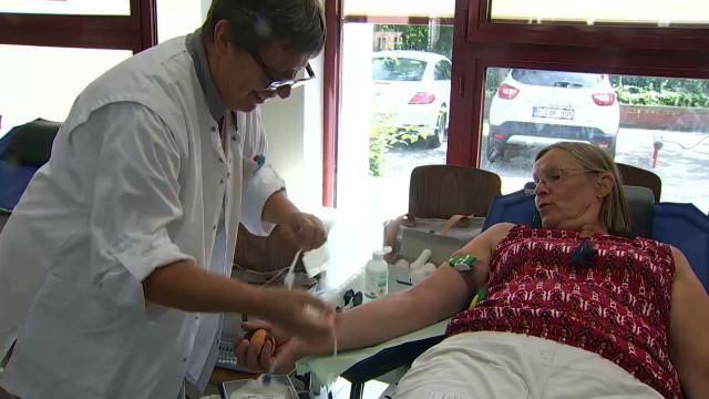 Plus de 230 poches de sang récoltées pour le Fonds Jérémy à Grez-Doiceau