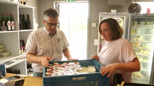 testComment les producteurs locaux s'entraident : découverte du co-farming