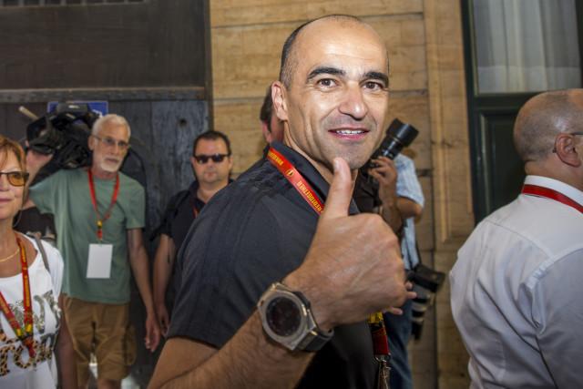 Officiel : Roberto Martinez sera fait citoyen d'honneur de Waterloo