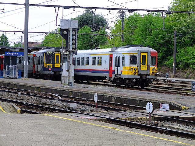 SNCB : Trafic interrompu entre Ottignies et Namur pendant 6 week-ends
